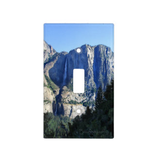Yosemite Valley from Four Mile Trail - Yosemite Light Switch Cover