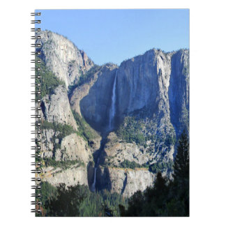 Yosemite Valley from Four Mile Trail - Yosemite Notebook