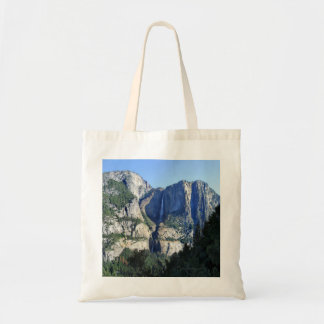 Yosemite Valley from Four Mile Trail - Yosemite Tote Bag