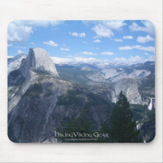 Yosemite Valley from Glacier Point Mouse Pad