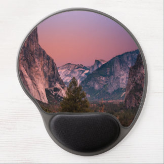 Yosemite Valley Gel Mouse Pad