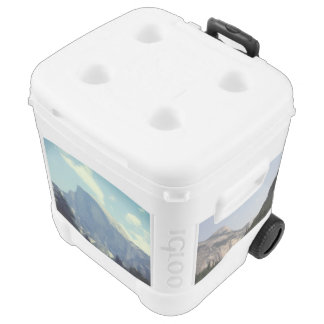 Yosemite Valley Ice Chest Cooler