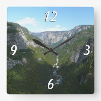 Yosemite Valley in Yosemite National Park Clocks