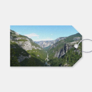 Yosemite Valley in Yosemite National Park Pack Of Gift Tags
