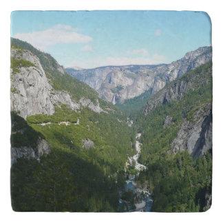 Yosemite Valley in Yosemite National Park Trivet