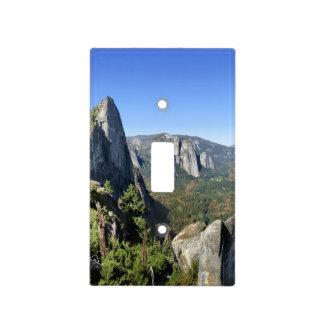 Yosemite Valley Panorama 2 - Yosemite Light Switch Cover