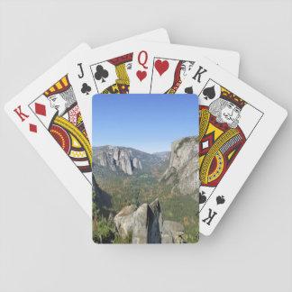 Yosemite Valley Panorama 2 - Yosemite Playing Cards