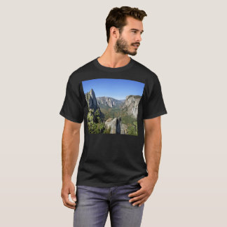 Yosemite Valley Panorama 2 - Yosemite T-Shirt