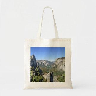 Yosemite Valley Panorama 2 - Yosemite Tote Bag