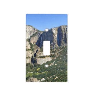 Yosemite Valley Panorama 3 - Yosemite Light Switch Cover