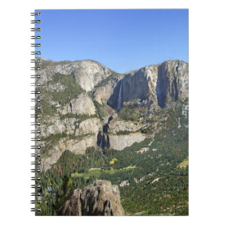 Yosemite Valley Panorama 3 - Yosemite Notebook