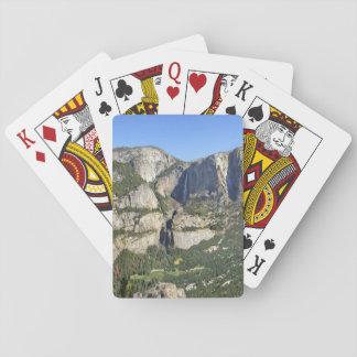 Yosemite Valley Panorama 3 - Yosemite Playing Cards