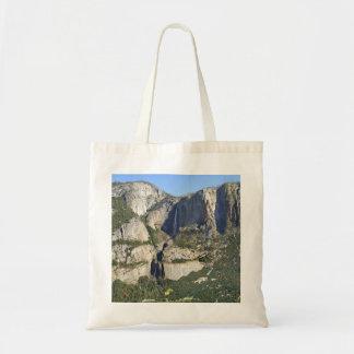 Yosemite Valley Panorama 3 - Yosemite Tote Bag