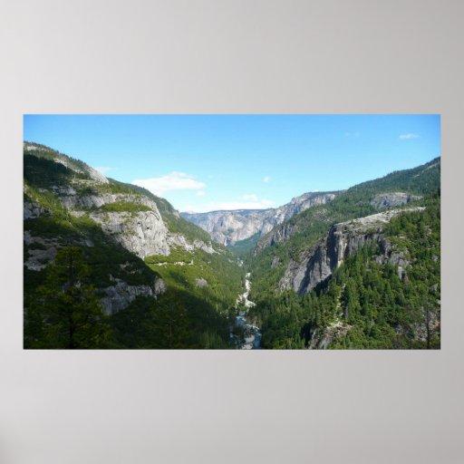Yosemite Valley Print