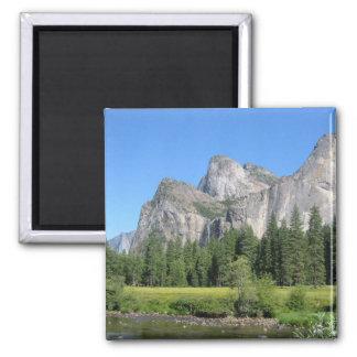 Yosemite View Magnet