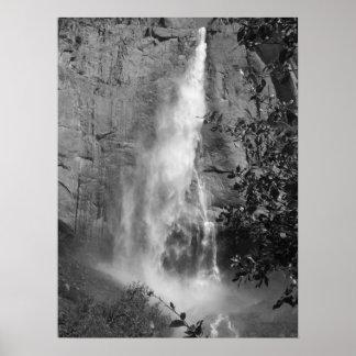 Yosemite (Water) Print