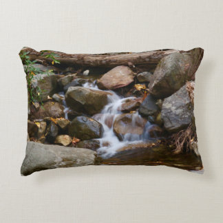 Yosemite Waterfall Decorative Pillow