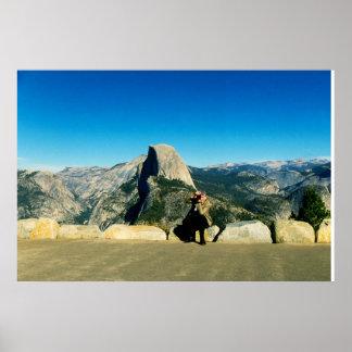 Yosemite's Glacier Point Poster