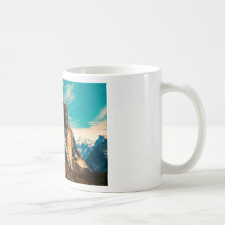 Yosemitie Mountain National Park Coffee Mug