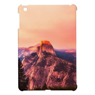 Yosemitie National Park Sundown iPad Mini Cases
