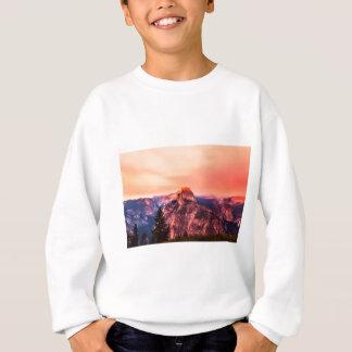 Yosemitie National Park Sundown Sweatshirt