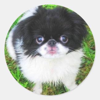 Yoshi Puppy Sticker