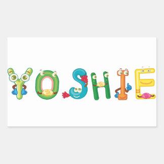 Yoshie Sticker