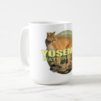 Yosmite (Mountain Lion) WT Coffee Mug