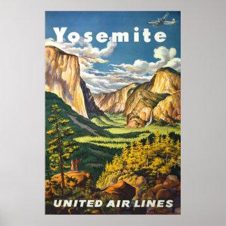 Yosmite Poster