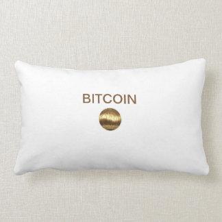 You almofadas Bitcoin Lumbar Pillow