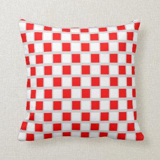 You almofadas Square-lined Throw Pillow