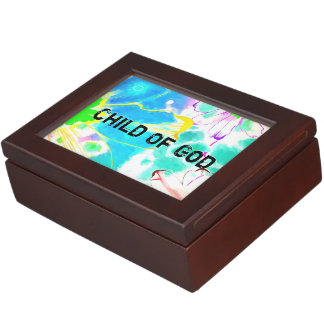 You Are A Child Of God Keepsake Box