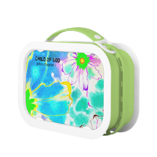 You Are A Child Of God Lunch Box