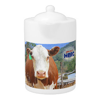 You are a Hero! Cow