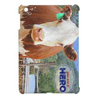 You are a Hero! Cow Cover For The iPad Mini