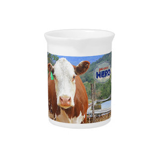 You are a Hero! Cow Pitcher