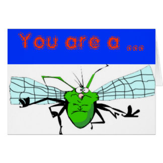 YOU ARE A LOSER CARD