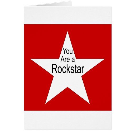 You are a Rockstar Cards