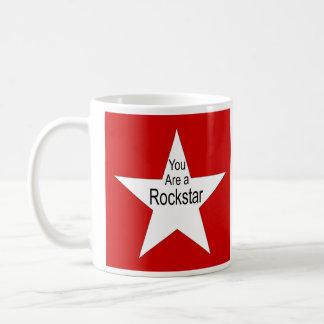 You are a rockstar coffee mug