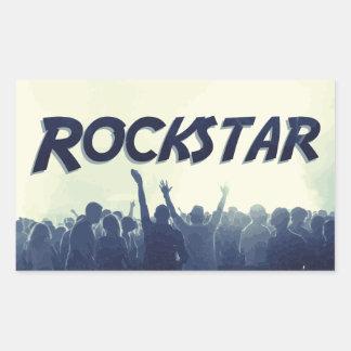 You are a Rockstar! Sticker