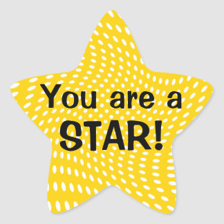 You are a Star Reward Stickers