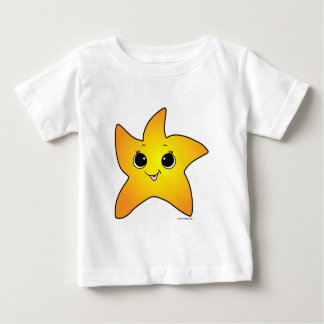 You Are a Star - Yellow Baby T-Shirt