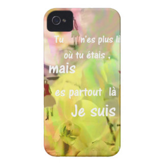You are always with me even you are not. Case-Mate iPhone 4 cases