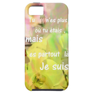 You are always with me even you are not. iPhone 5 covers