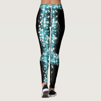 YOU ARE AMONG THE STARS IN YOUR STARLIGHT LEGGINGS