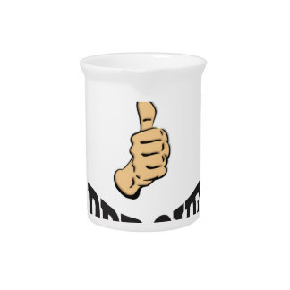 you are approved thumb pitcher