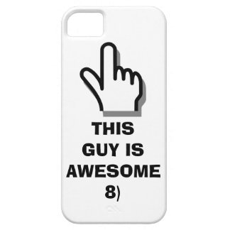You are AWESOME! iPhone 5 Covers