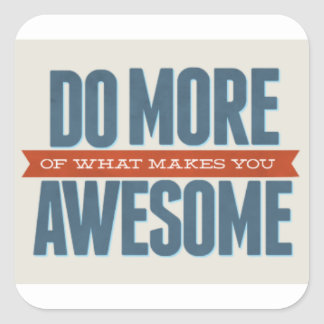 You are awesome stickers