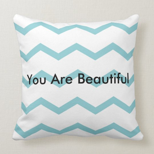 You Are Beautiful Cushion Cover