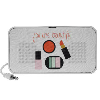 You are beautiful iPod speakers
